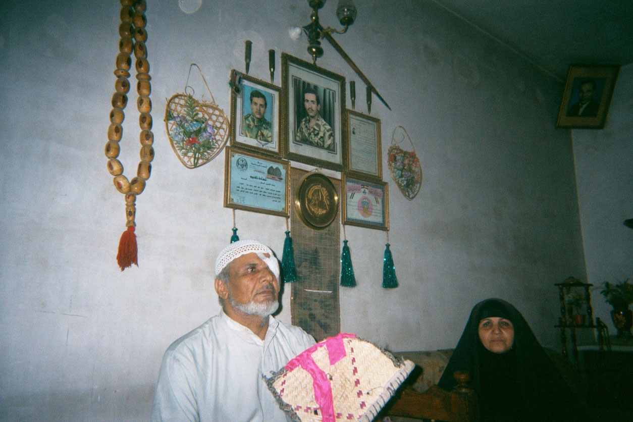 Abdul-Rahman Ali, 14, Baghdad