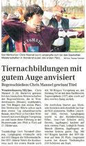 Artikel - DM Feld/ Wald in Malsch