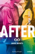 Amore infinito. After. Vol. 5 di Todd Anna      Prezzo:  € 17,90     ISBN: 9788820059606     Editore: Sperling & Kupfer [collana: Pandora]     Genere: Narrativa / Rosa     Dettagli: p. 397