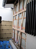 耐震壁検査1回目(2013/02/27)
