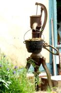 La pompe à bras- Photo: Gégé de Oisemont
