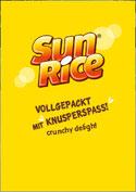 Sun Rice 2020