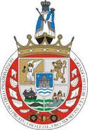 Armoiries de Fontarrabie (Hondarribia) au pays basque - Cliquer pour agrandir