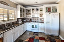Guntersville lake house kitchen