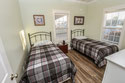 Guntersville lake house second bedroom