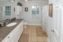 Guntersville lake house master bath