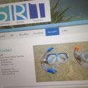Duckatelier46 - Logo- und Webdesign SRT Wassersportverein Limpachtal und Umgebung