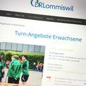 Druckatelier46 Mülchi/Bern - Link Webseite Damenriege Lommiswil