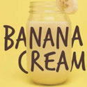 Nährstoff-Shake Bananen Creme