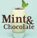 Nährstoff-Shake Minze & Schokolade