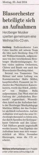 Harzkurier, 30.6.2014