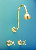 Roulette Flamingo Shower Set, WELS 3 star rating, 9L/min