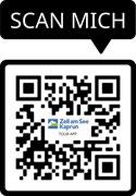 QR-Code für Zell am See-Kaprun Tourenapp