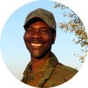 Portrait Teilnehmer Antiwilderer-Training John Inichab