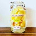パイナップルと紅玉リンゴのお酒、自家製果実酒