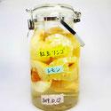 紅玉リンゴとレモンのお酒、自家製果実酒