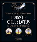 L'Oracle Oeil de Lotus, Pierres de Lumière, tarots, lithothérpie, bien-être, ésotérisme