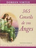 365 Conseils de vos Anges, Pierres de Lumière, tarots, lithothérpie, bien-être, ésotérisme