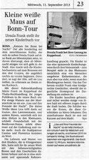 General-Anzeiger 11.09.13