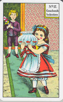 Kl. Glückskarte, Freude, Heiterkeit
