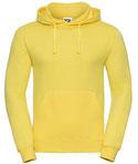 Textildruck Kapuzen-Sweatshirt RUSSELL