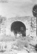 Ruiny cerkwi w Żegiestowie