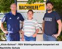 RSV Büblingshausen, Kick&School, Fußball, Fußballverein, Kooperation