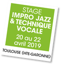 Impro Jazz et technique vocale
