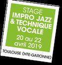 Impro jazz ettechnique vocale