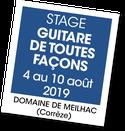 Stages Du Rock dans l'Blues 2019