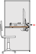 Schéma câblage poste de travail