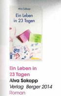 """Buchtipp """"Ein Leben in 23 Tagen"""""""