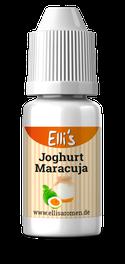 Maracuja-Joghurt-liquid, Maracujaaroma für Joghurt, Joghurt zum dampfen