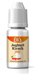 wieviel aroma ist im kirsch-joghurt? Kirscharoma für Joghurt. Joghurt-Kirsch-Liquid