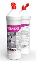 Citronia Des , Linker Chemie