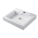 Mila Over Counter Basin 490x450x120mm noTH $160.00