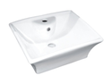 Ex-display Over counter Basin 500x420x185mm 1TH $30.00