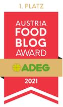 Bester Foodblog Österreichs 2021
