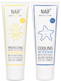 Review Naif zonnebrandcreme en After Sun