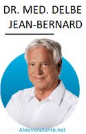 Dr. Jean-Bernard DELBE auteur et conférencier  AloeVeraSante.net Beauté
