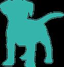 Patchworkdecke, Hundedecke, Namensdecke - individualisierbar mit Namen