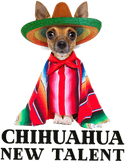 Chihuahua talentos jóvenes logo