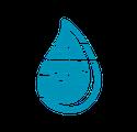 Das Symbol für das Element Regen vom Weingut 70469 Stuttgart