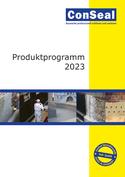 ConSeal Produktprogramm 2021