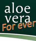 Logo aloe vera santé for ever avec LR healt and beauty systems