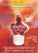 cristal vibrasons à Tours, organisé par Via Energetica