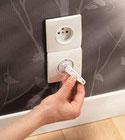 Les Cache Prises Protection prises électriques