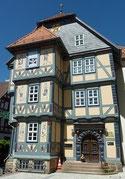 Altes Rathaus, erbaut 1656