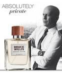 Concept parfums de Stars  Bruce Willis