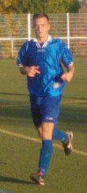 Schütze des 1:0 für den SVU. Samuel Kallenberger